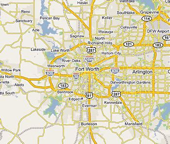 fort worth texas map showing cities fort worth real estate mls search homes in tarrant county
