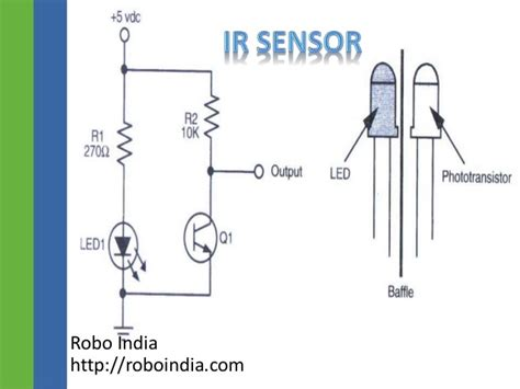 ir diode not working ir sensor working and concepts