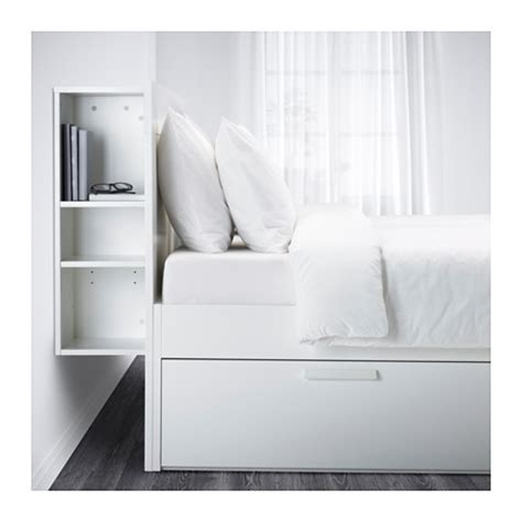 brimnes bed frame with storage headboard brimnes storage headboard bed frames and storage