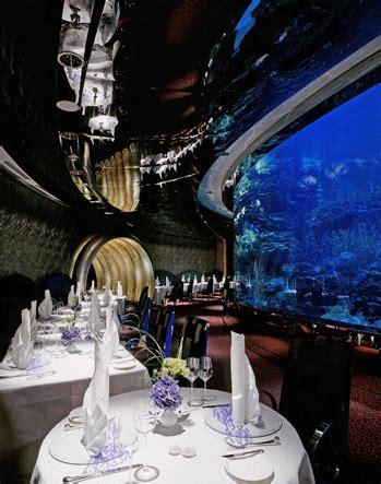 design aquarium restaurant burj al arab hotel interior design inspiration eva designs