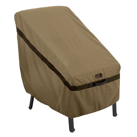 Patio Accessories Lowes Classic Accessories 55 205 012401 Ec Hickory High Back