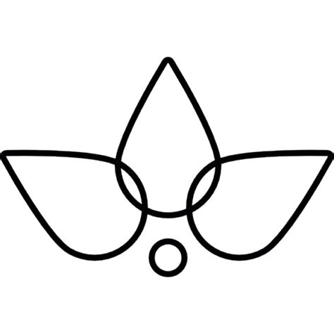 shapes outline free download flower shape outline icons free download