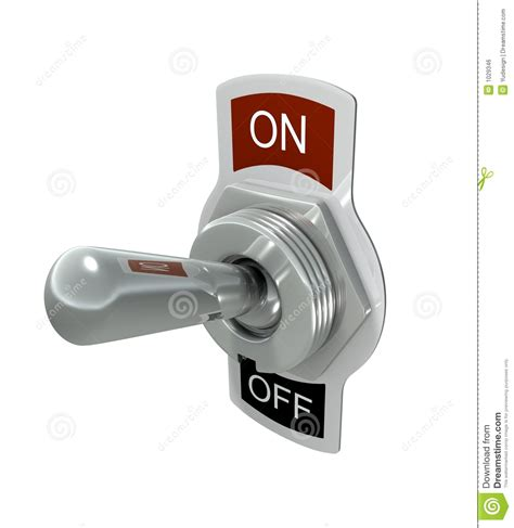 Switch On switch on royalty free stock image image 1029346