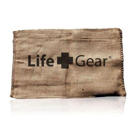 gear eco friendly auto fill sand bag no sand