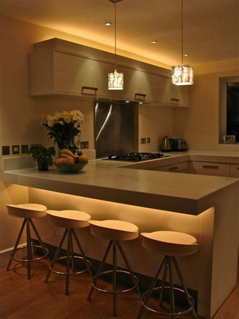 Lighting Above Kitchen Cabinets 8 Bright Accent Light Ideas For Your Kitchen