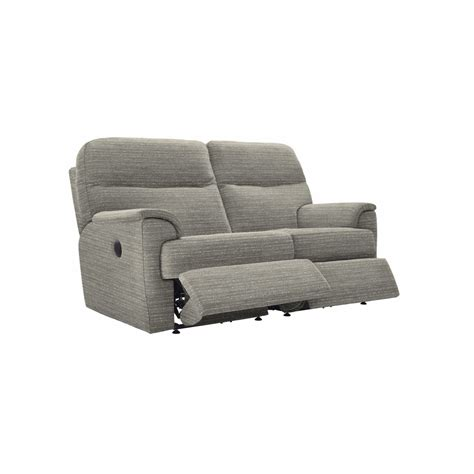 G Plan Watson Two Seater Double Recliner Sofa Two Seater Recliner Sofa