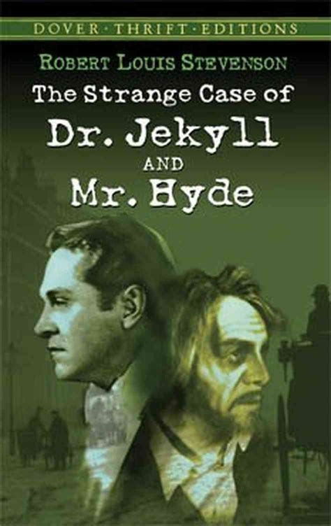 the strange of dr jekyll and mr hyde plot robert louis stevenson npr