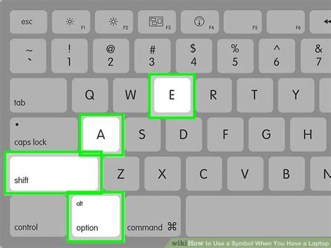 how to use on laptop how to use a symbol when you a laptop 7 steps