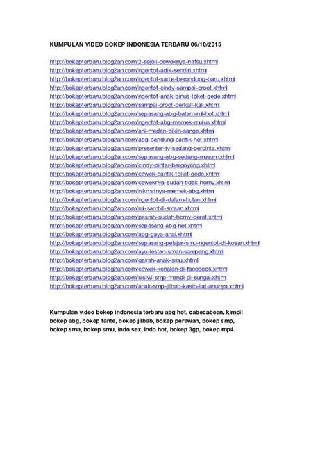 download kumpulan film bioskop indonesia terbaru link cewek bispak kumpulan video bokep indonesia terbaru 06 10