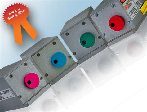 blue sky laser diode product news chromaslase 488nm