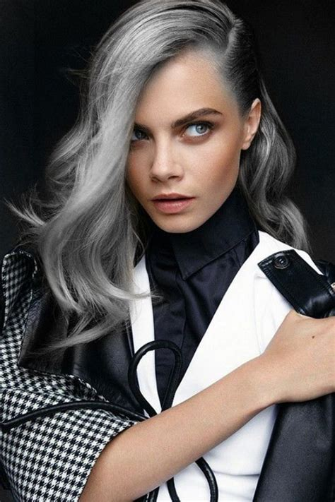 superhero hairstyles grey hair looks and an easy tutorial that will have you