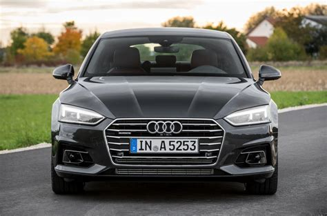 Audi A5 Tdi Quattro by 2017 Audi A5 Sportback 3 0 Tdi 286 Quattro S Line Review