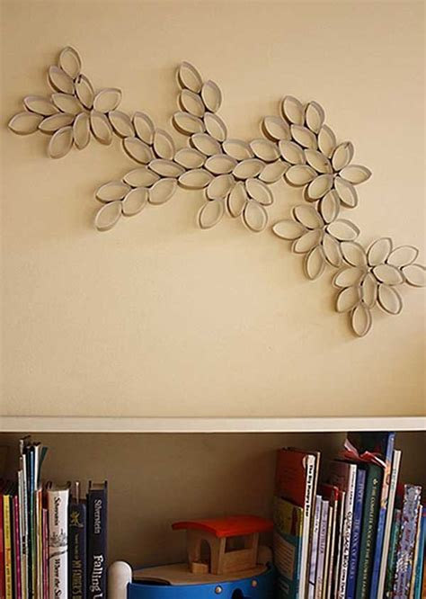 30 toilet paper roll ideas for your wall