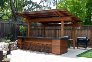 Outdoor Bar Top Ideas by 10 Best Outdoor Bar At Backyard Ideas 14 Pinarchitecture