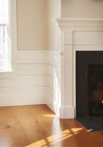 Prefab Wainscoting Paint Colors Wainscot Detail Wood Floor Mendenhall