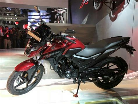 Lu Led Motor Honda Blade honda x blade 160cx motor sport lansiran honda india