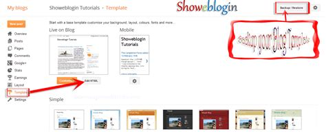 editable templates for blogger how to insert custom css codes into blogger blog template