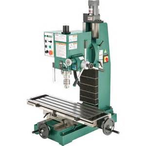 cnc bench mill heavy duty bench top milling machine grizzly industrial