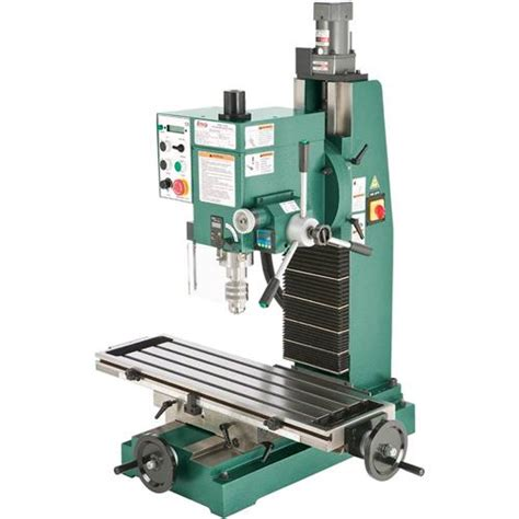 bench milling machine heavy duty bench top milling machine grizzly industrial