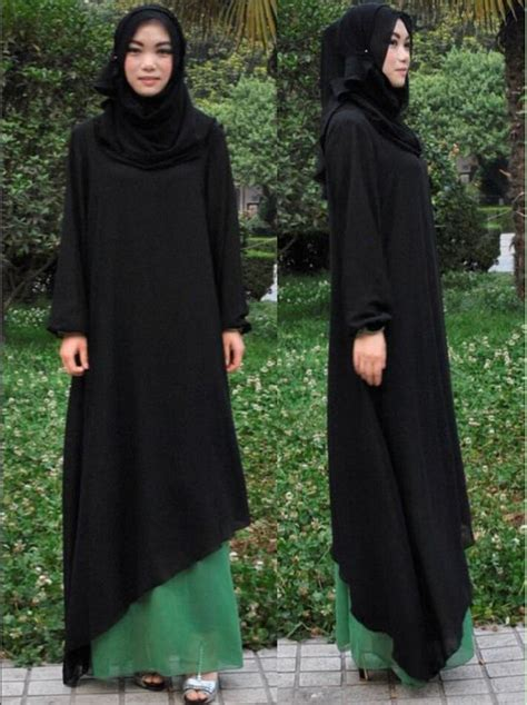 Quality Leska 3 Fashion Muslim 650 best images about islamic clothing on muslim black abaya and caftans