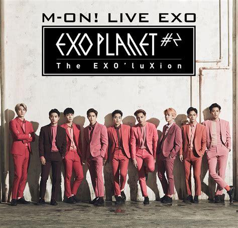 Dvd Konser Exoluxion Tokyo Dome concert exo 160117 m on live exo planet 2