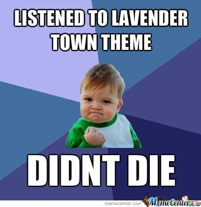Meme Theme - lavender town theme by superclassycow meme center