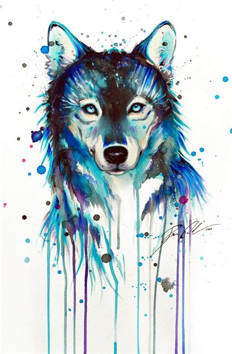 tribal vire tattoos wolf on sale by pixiecold deviantart on