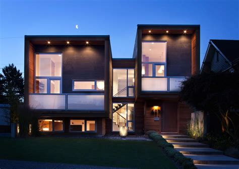 four lights houses 4 basic advantages of using led facade lighting for your