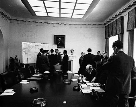 Jfk Cabinet by Ar6613 F Cabinet Meeting F Kennedy Presidential