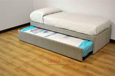 letti singoli doppi doppio letto singolo estraibile a scomparsa con reti a doghe