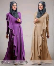 Gamis Maxi Dress Jersy Jumbo Dress Wiona Maxi maxi dress pesta brokat pashmina baju gamis muslim
