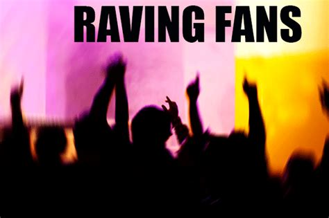 raving fans a raving fans