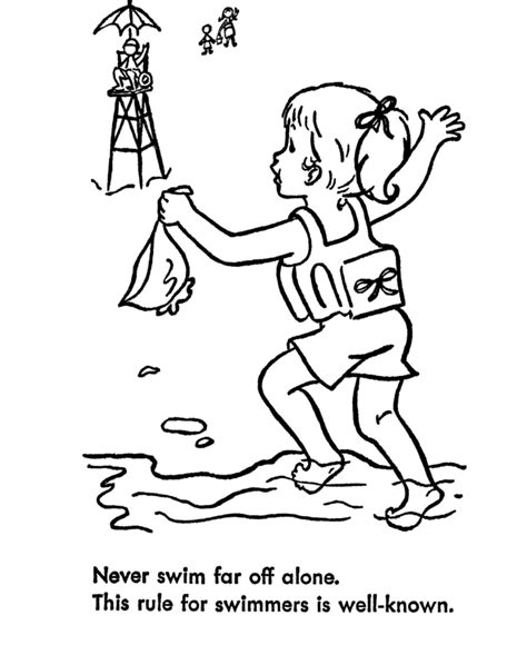 coloring pages for child safety safety coloring pages coloring home