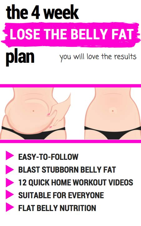 how to lose belly with easy to follow belly loss