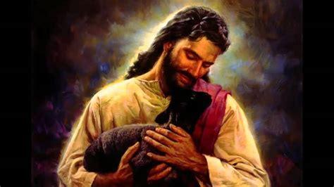 imagenes de jesus perdonando el buen pastor hd youtube
