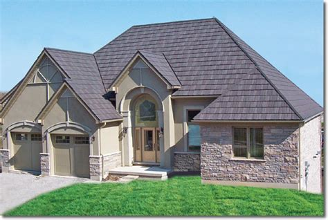 roofing a house new metal roofs add character and appeal to homes