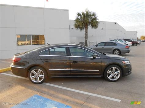 volkswagen brown 2013 black oak brown metallic volkswagen cc r line