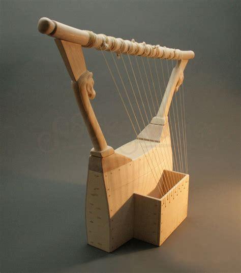 egyptian box lyre palaeophones com
