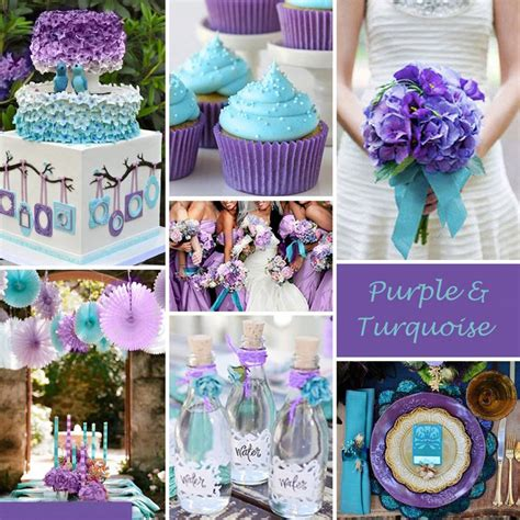 Tiffany And Co Home Decor by Best Ideas For Purple And Teal Wedding Lianggeyuan123