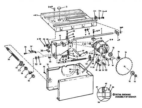 craftsman table saw parts 10 craftsman table saw 3 0 wiring diagram 41 wiring