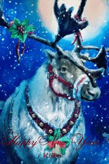 merry christmas  filthy animal   happy  year gifs tenor