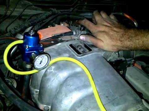 Bad Gas Detox Test by Nissan Altima Rb20 Bad Fuel Pressure Regulator