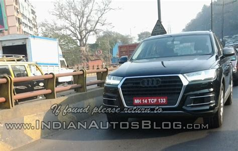 audi q7 cost in india 2015 upcoming auto show autos post