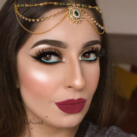 Headpiecehairpiecehijabpiece Medium madz fashionz uk sadiiyah bridal matha patti headpiece gold sky blue green