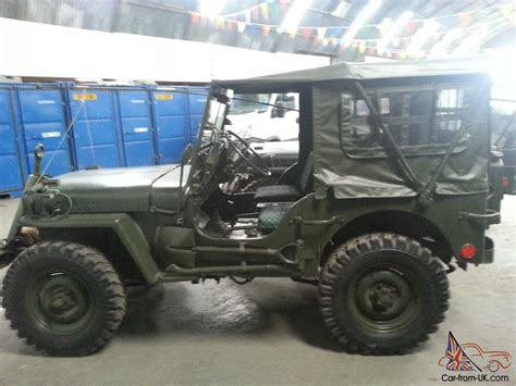 Willys Mb Jeep 1944 Willys Mb Ww2 Jeep