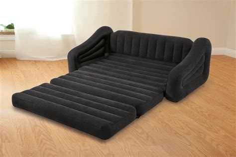 intex pull out sofa bed intex two person inflatable sofa bed refil sofa