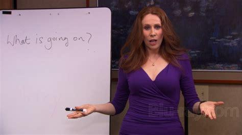 Office Nellie The Office Season Eight