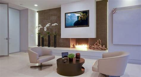 tv fireplace combo contemporary fireplace tv combo inspirational design