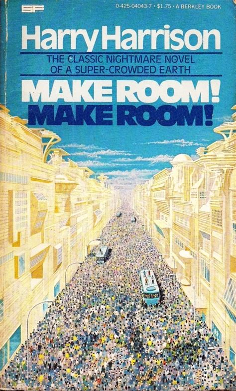 make room harry harrison sffaudio