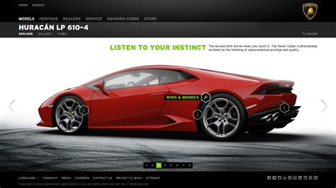 Lamborghini Configurator The Lamborghini Hurac 225 N Configurator Is Here For Fill All